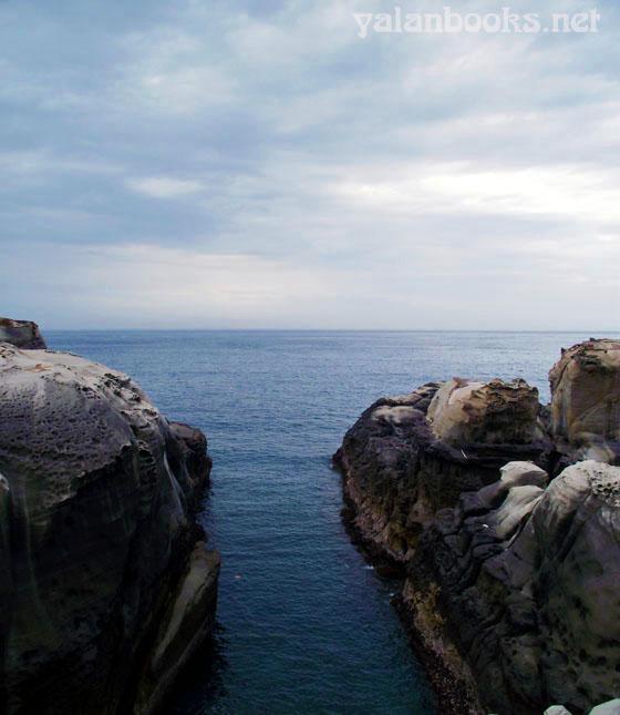 Taiwan Seaside Nanya Rocks Romanticism  Photography 台湾海岸 南雅奇石 风光摄影 浪漫主义 Yalan雅岚 黑摄会